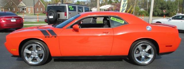 2009 Dodge CHALLENGER R/T HEMI V-8