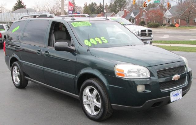 2005 Chevrolet UPLANDER EXTENDED LT AWD