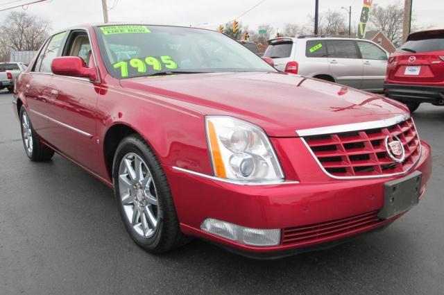 2006 Cadillac DTS 4DR LUXURY SEDAN