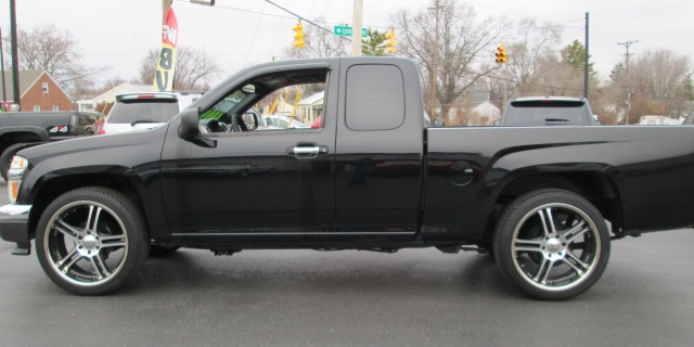 2008 Chevrolet COLORADO 4DR EXT CAB LS