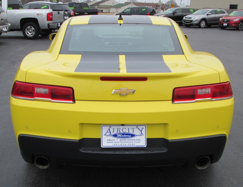 Chevrolet CAMARO LT 6 SPEED MANUAL! 2015 price $16,995