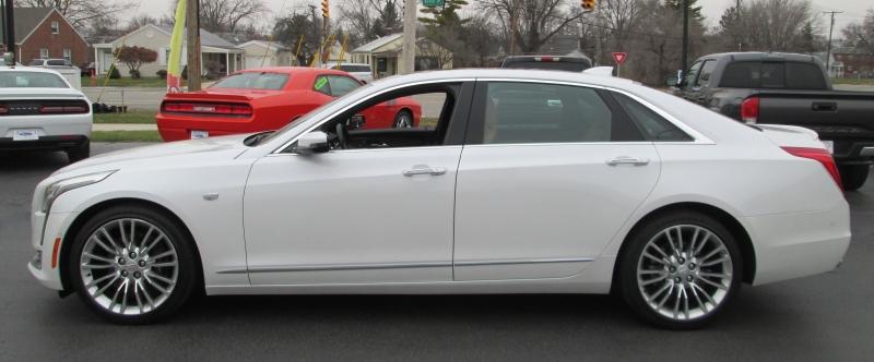 Cadillac CT6 AWD PREMIUM LUXURY EDITION 2016 price $29,995