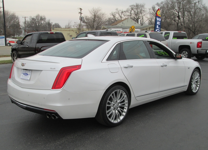 Cadillac CT6 AWD PREMIUM LUXURY EDITION 2016 price $31,995