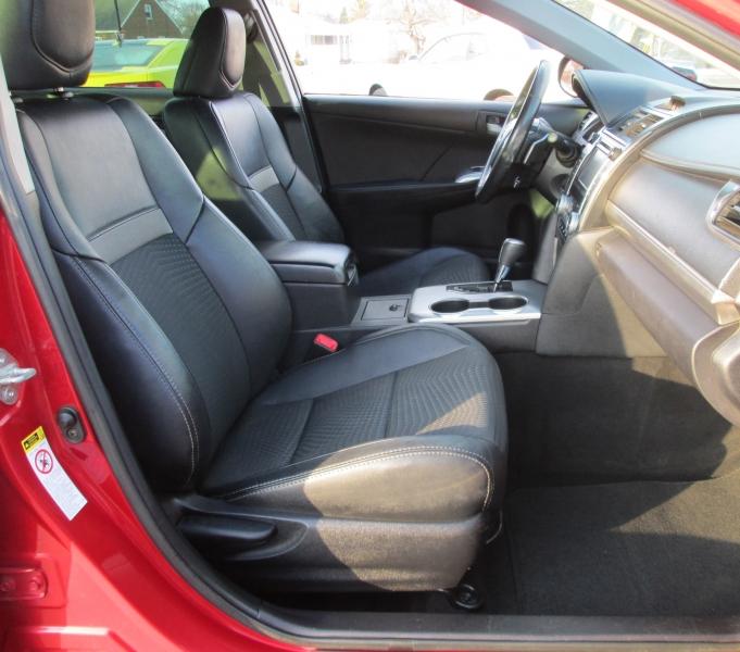 Toyota CAMRY 4DR SEDAN SE 2012 price $8,995