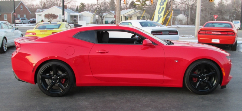 Chevrolet CAMARO 2DR COUPE LT 2016 price $18,995