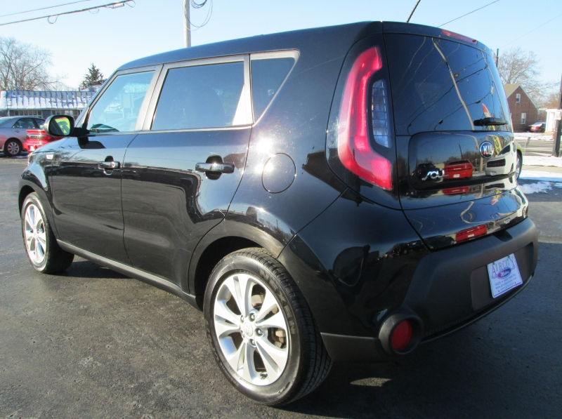 Kia SOUL PLUS EDITION 2014 price $7,495