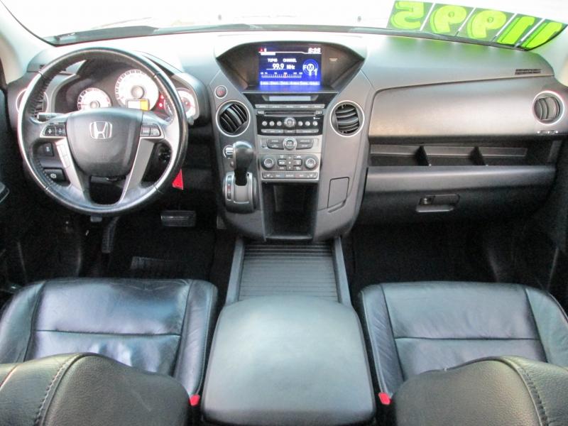 Honda PILOT EX-L 4X4 / 3RD ROW 2012 price $11,995
