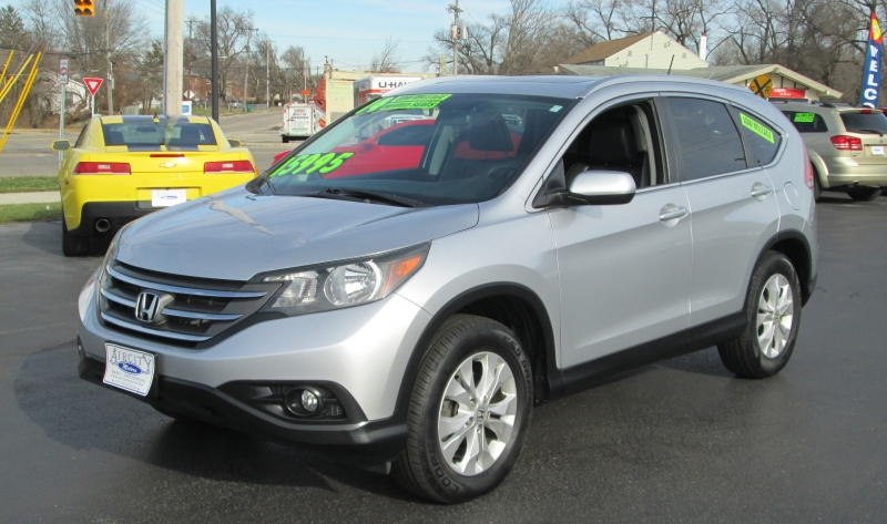 Honda CR-V EX-L AWD 2014 price $14,995