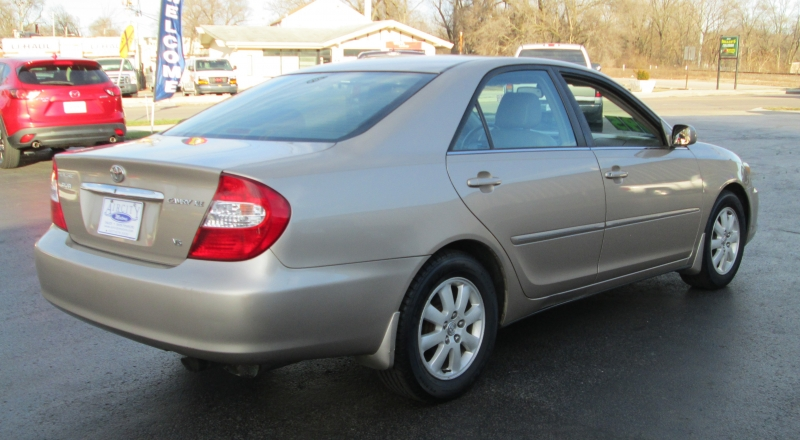 Toyota 2002 CAMRY XLE V-6**LEATHER!**SUNROOF!** 2002 price $4,995