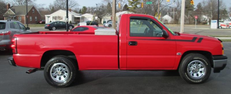 Chevrolet SILVERADO REG CAB LONGBED 2006 price $7,495