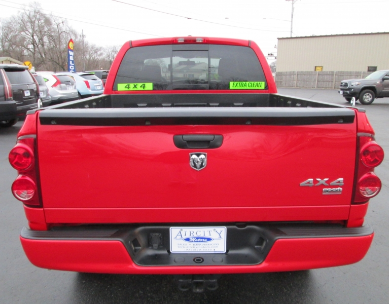 Dodge RAM 1500 QUAD CAB 4X4 SLT 2008 price $10,995