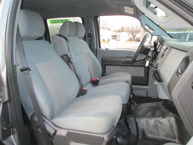 Ford SUPER DUTY F-250 DIESEL CEW CAB 4X4 2012 price $24,995