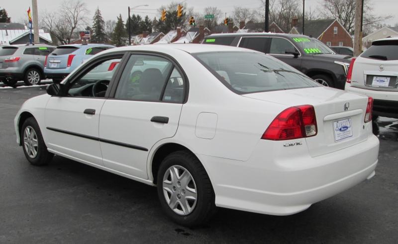 Honda CIVIC 4DR SEDAN 2004 price $3,995