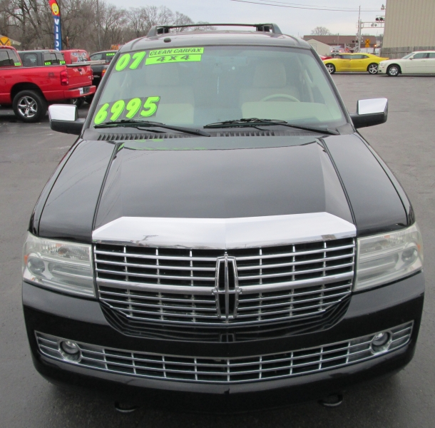Lincoln NAVIGATOR ULTIMATE EDITION 4X4 2007 price $5,695