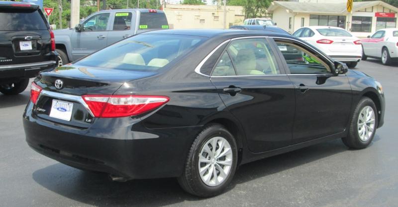 Toyota CAMRY 4DR SEDAN LE 2016 price $11,995