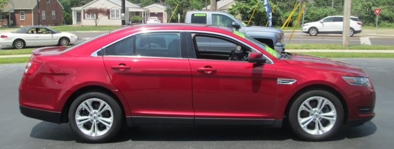 Ford TAURUS SEL SEDAN 2016 price $15,995