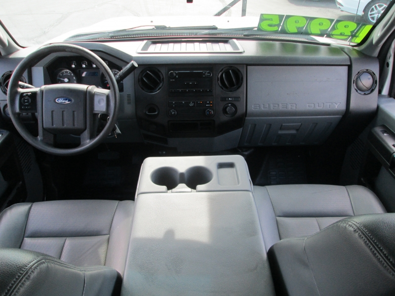 Ford SUPER DUTY F-250 4X4 CREW CAB 2014 price $18,995