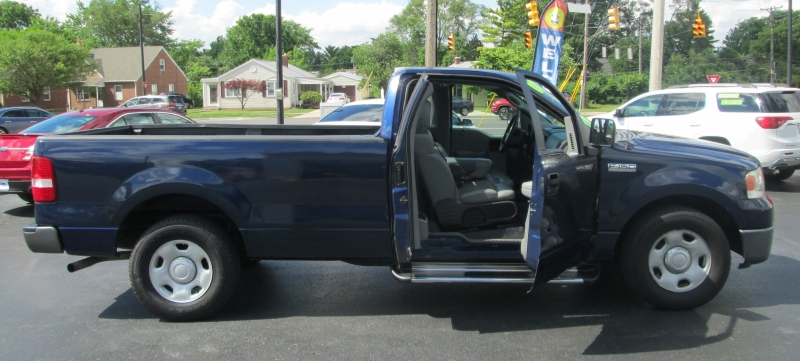 Ford F-150 REGULAR CAB LONGBED PICK-UP 2008 price $7,795
