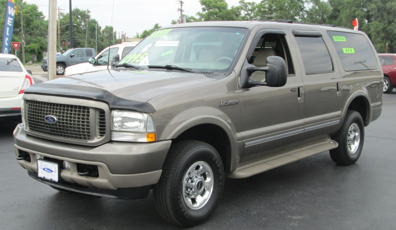 Ford EXCURSION LIMITED 4X4 2003 price $12,995