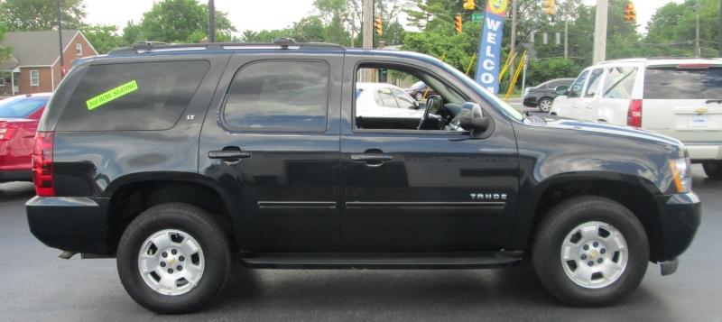 Chevrolet TAHOE LT 4X4 2011 price $11,995