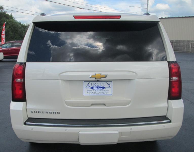 Chevrolet SUBURBAN LTZ 4X4 2015 price $32,695