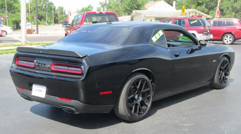 Dodge CHALLENGER R/T SHAKER 2015 price $23,995