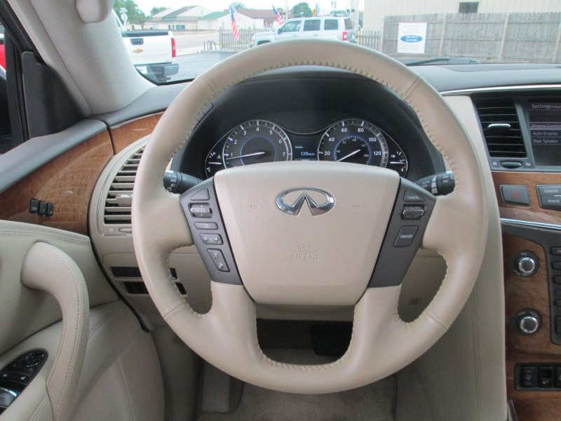 Infiniti QX56 LUXURY 4X4 SUV 2013 price $20,995
