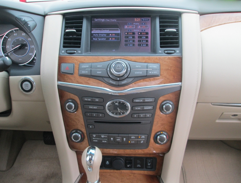 Infiniti QX56 LUXURY 4X4 SUV 2013 price $20,995