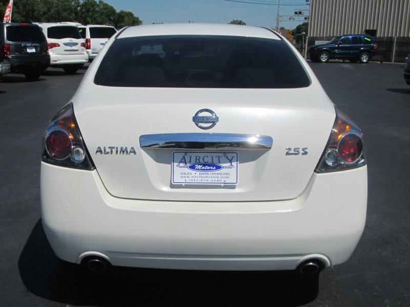 Nissan ALTIMA 4DR SEDAN 2.5S 2010 price $5,995