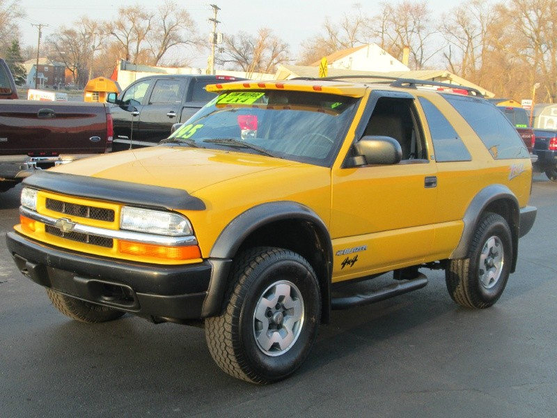 Fairfield Auto Mall >> 2003 CHEVROLET BLAZER 2DR ZR2 WIDE STANCE 4X4**LOW MILES ...