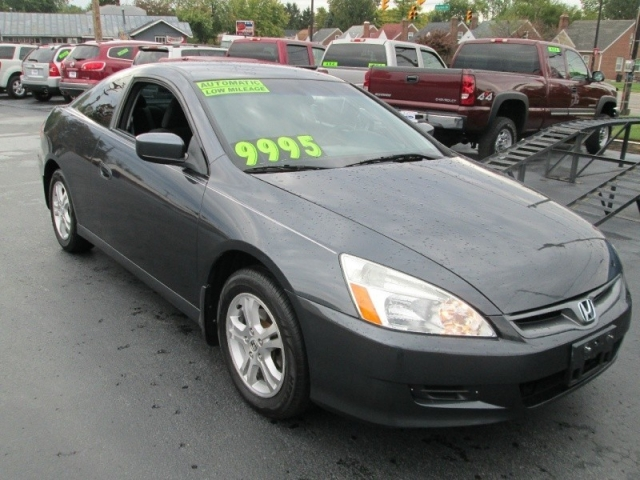 2007 Honda ACCORD 2DR DELUXE LX