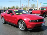 Ford MUSTANG GT 6 SPEED MANUAL 2010