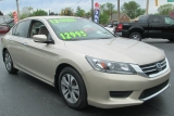 Honda ACCORD 4DR SEDAN LX 2013