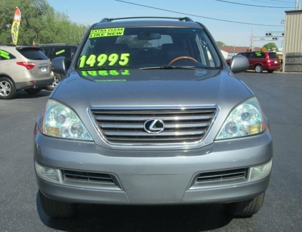 2007 Lexus GX 470 LUXURY SUV 4X4/3RD ROW