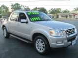 Ford EXPLORER SPORT TRAC LIMITED 4X4 2007