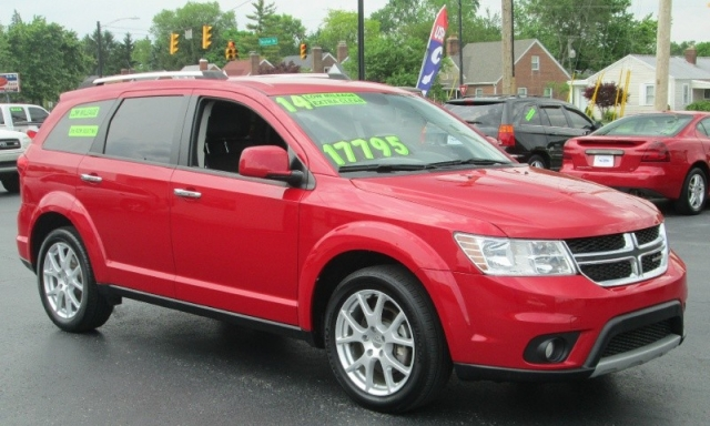 2014 Dodge JOURNEY LIMITED SUV/3RD ROW