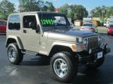 Jeep WRANGLER 2DR SAHARA 4X4 2003