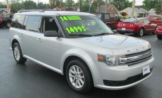 2014 Ford FLEX SE/3RD ROW SEATING