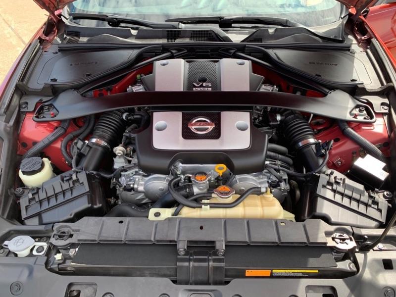 Nissan 370 Z 2014 price $13,995