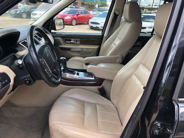 Land Rover Range Rover Sport 2013 price $16,435
