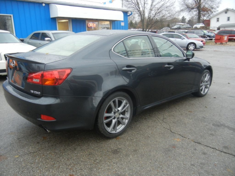 Mazda Dealership Kansas City >> 2006 LEXUS IS 250 - Inventory | Royal Auto Credit | Auto ...