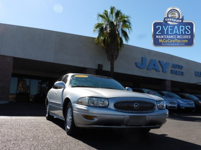 2005 Buick Lesabre 4dr Sdn Custom Clean Carfax Low Miles