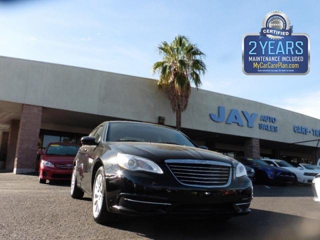 2014 Chrysler 200-Series