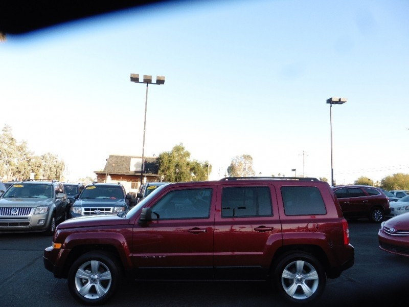 Jeep Patriot 2015 price $14,995