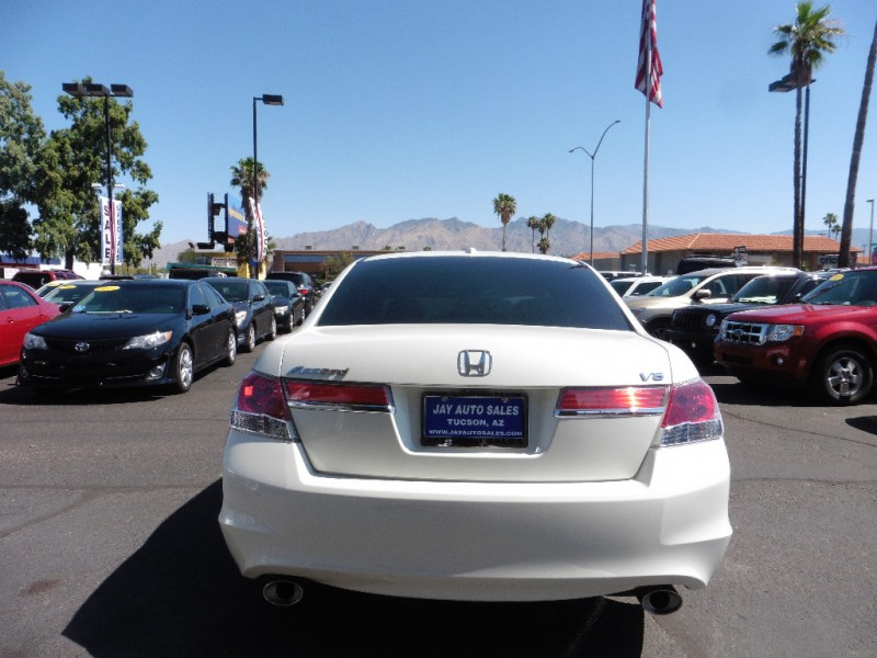 2011 Honda Accord Sdn V6 Auto Ex L Fully Loaded Great