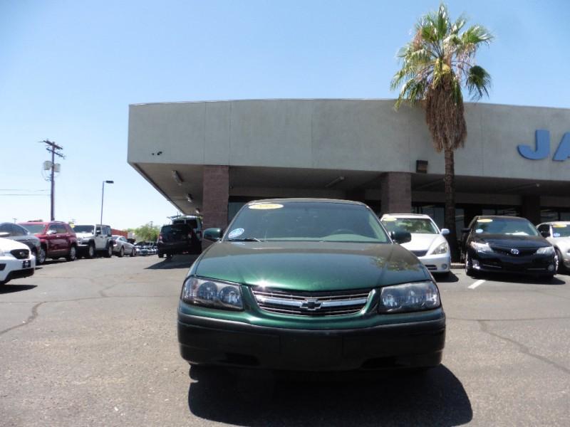 Chevrolet Impala 2002 price $2,995