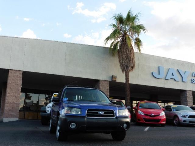 2004 Subaru Forester (Natl)