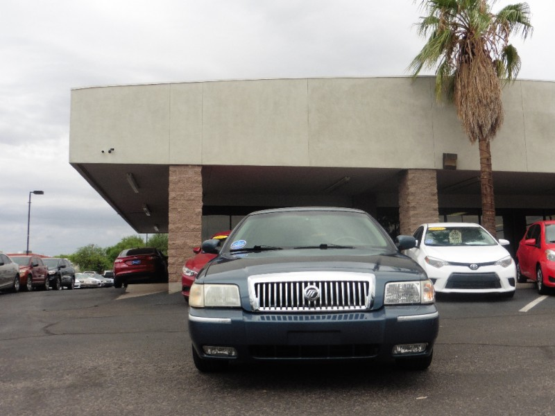 Mercury Grand Marquis 2007 price $5,995