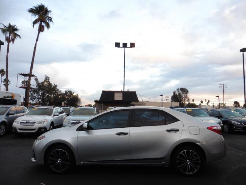 Toyota Corolla 2015 price $14,995