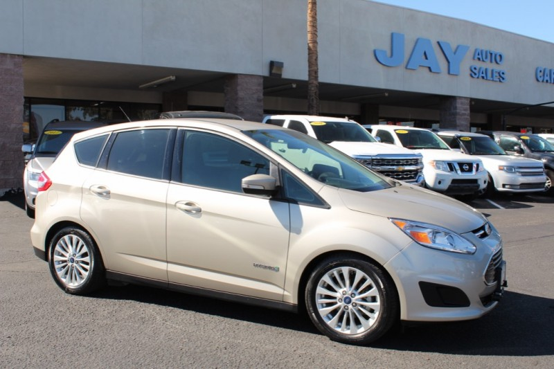 Ford C-Max Hybrid 2017 price $15,995